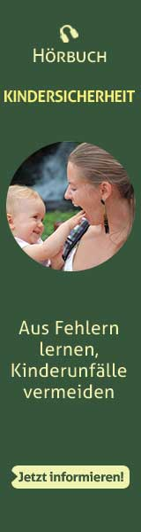 Banner Kindersicherheit 160 x 600